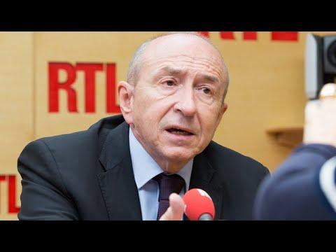 Gérard Collomb, l'invité de RTL du 18 décembre 2017