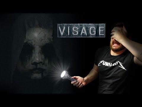 AFRAID OF THE DARK - Visage Gameplay Part 1