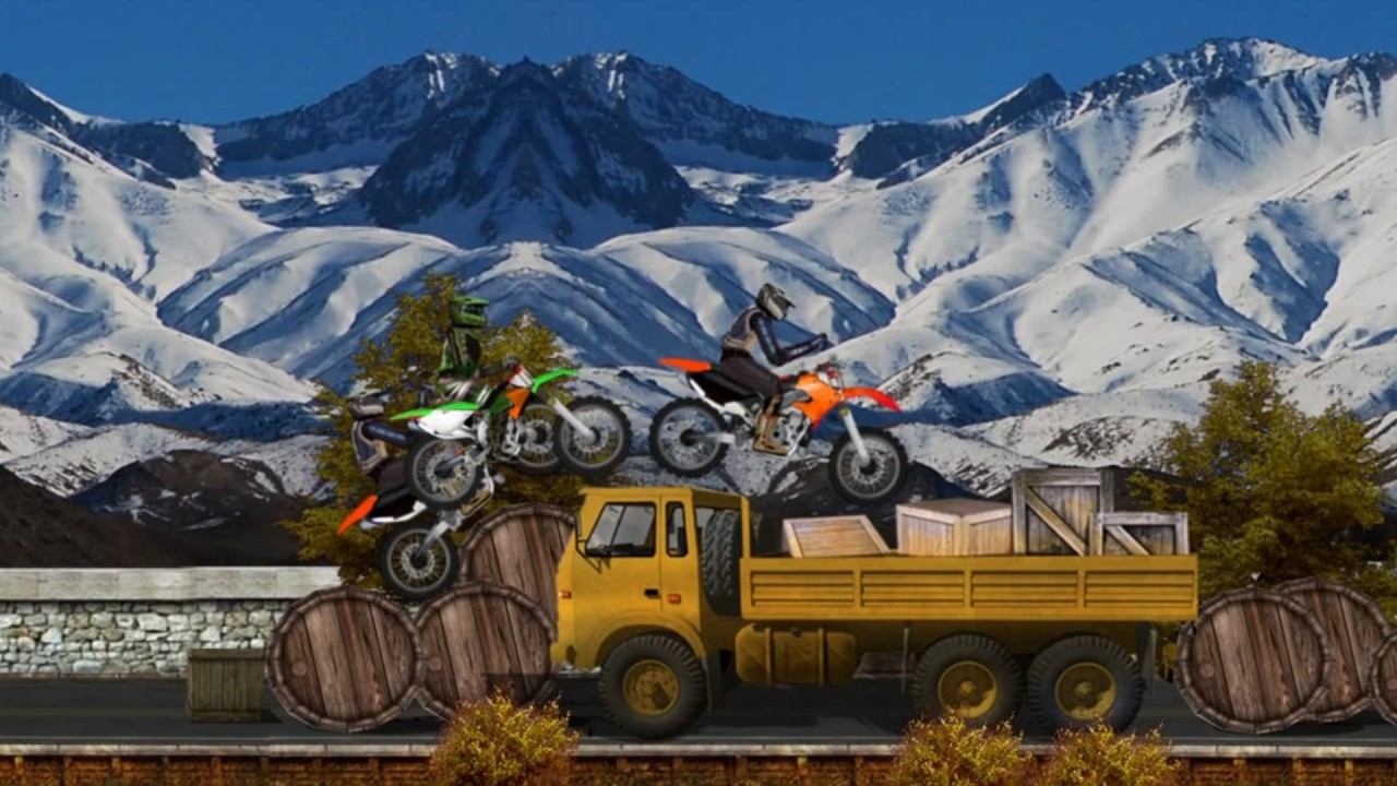 Motocross Racing Videos Games for Kids - Motorcycle Dirt Bikes For ...