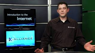 Introduction to the Internet Basics Tutorial: Web Portals | K Alliance