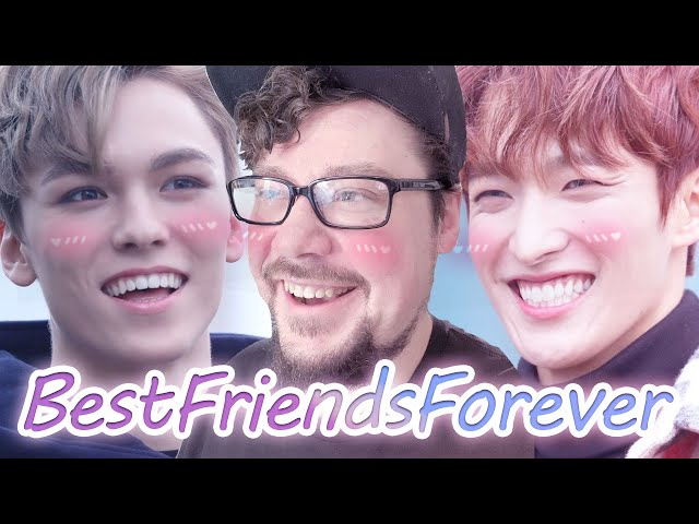 why I could be BEST FRIENDS with DK & Vernon
