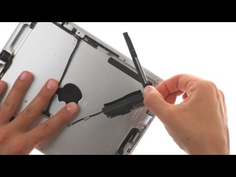 Loud Speaker Repair – iPad 2 GSM How to Tutorial
