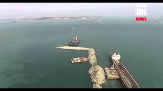 Видео строительства Керченского моста с высоты(Подробнее на http://Kerch.FM., 2015-10-07T11:22:55.000Z)