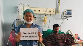 Nurses  Appreciation at Chirayu National Hospital