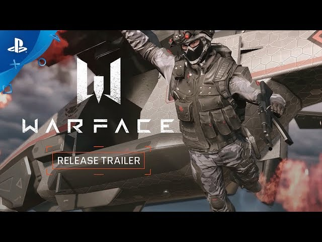 Warface - Release Trailer | PS4