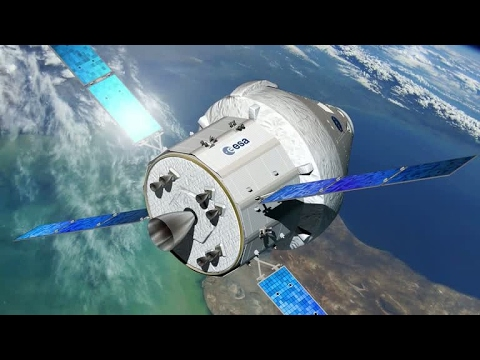 Orion and the European Service Module