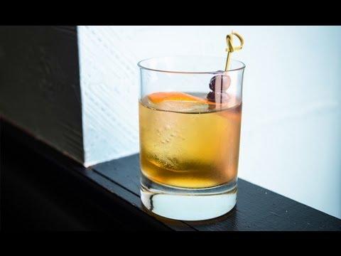 How to Make The Inside Job Cocktail -- Liquor.com