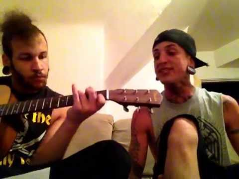Christopher Barna Bruno Mars-when I was your man acoustic cover