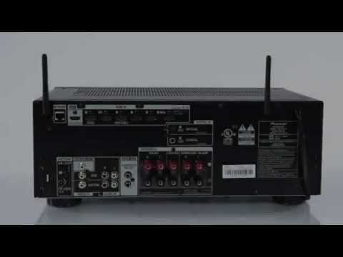 Pioneer VSX-830 AV Receiver