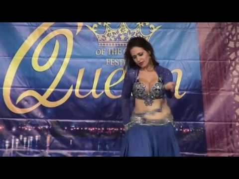Safire BellyDancers featuring Vanessa Oliveira in the Queen of the Orient Festival in Germany 2017