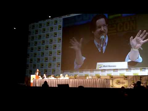 Comic Con 2010: LET ME IN Panel - Part 2