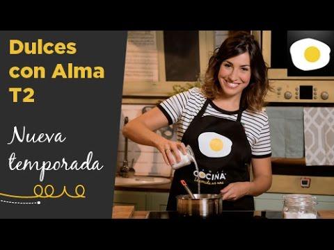 Alma obreg n regresa a canal cocina dulces con alma t2 for Canal cocina alma obregon