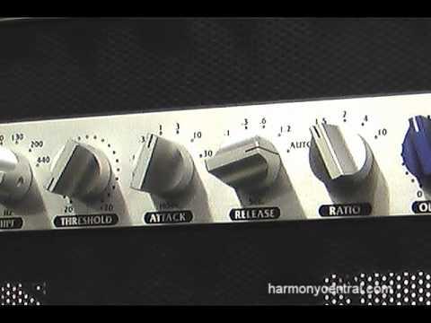 chameleon labs 7602 mic preamp 7720 bus compressor youtube. Black Bedroom Furniture Sets. Home Design Ideas