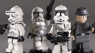 LEGO Star Wars Battlefront 2 Clone Trooper Classes Tutorial