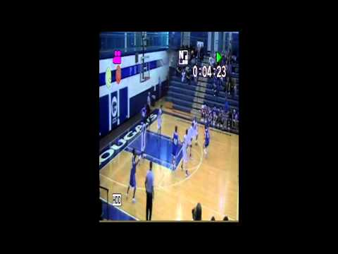 Roderick McFarland 2012-2013 Highlights (Seven Hills School Basketball)