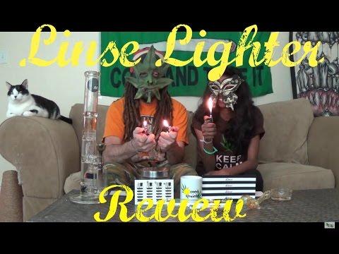 Better than a Bic Lighter? Linse Lighter Review - Smokers & Non-Smokers Hookah, Marijuana, Tobacco