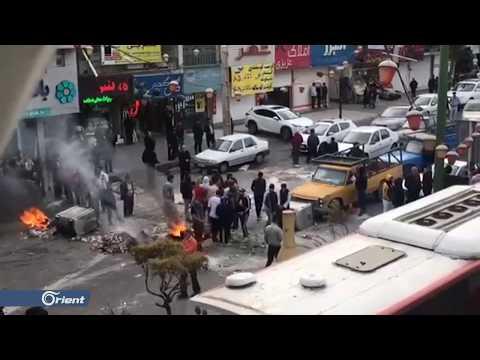 الحكومة الإيرانية تنكر حصيلة القتلى التي أحصتها منظمات حقوقية.. وترامب ينوي دعم المحتجين  - 16:01-2019 / 12 / 4