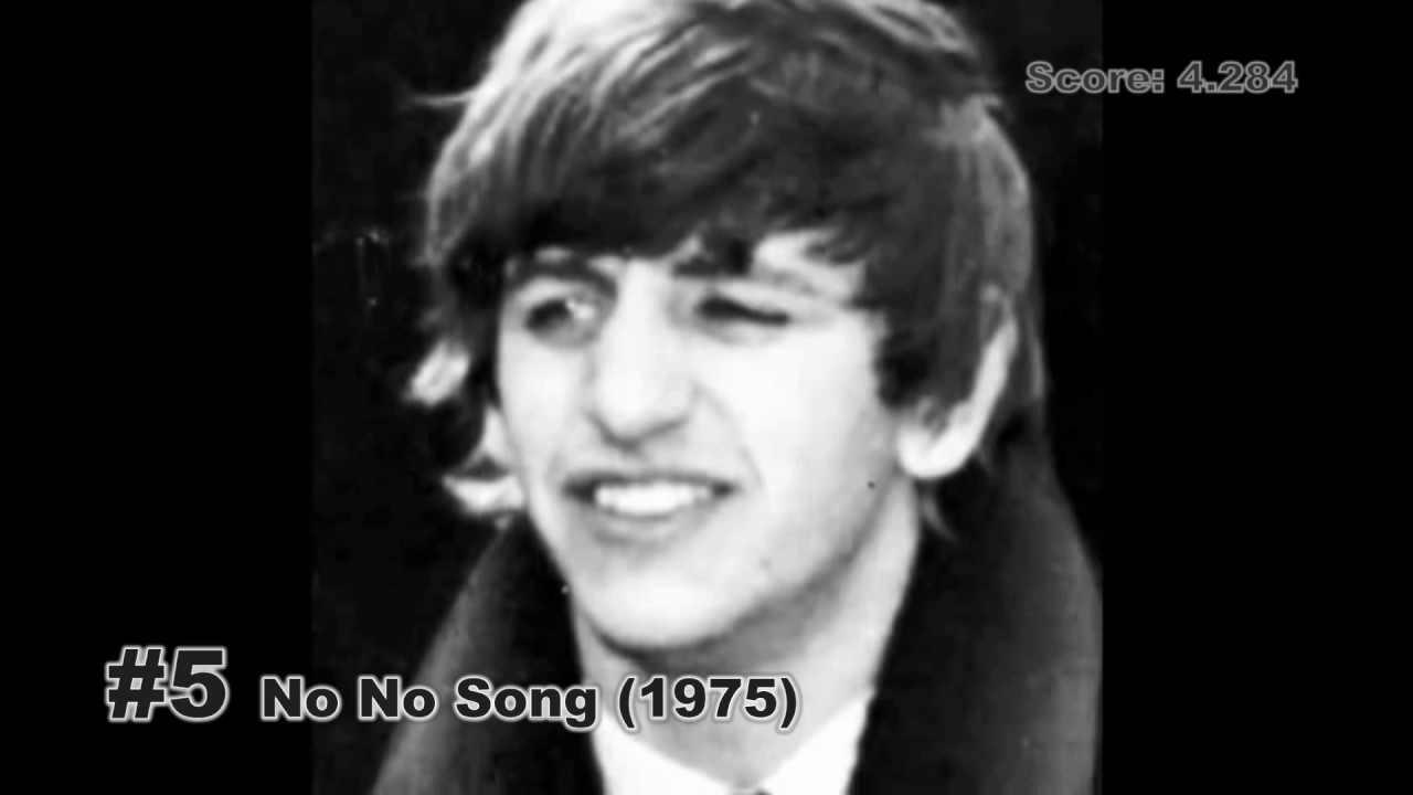 Top 10 Ringo Starr Songs