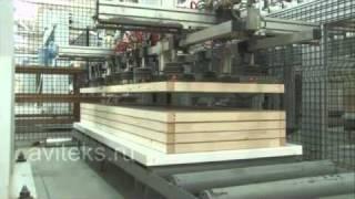 видео Компания MARIO RIOLI. Производство межкомнатных дверей