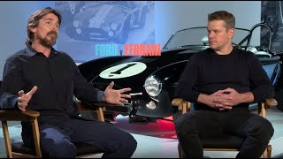 What Would Carroll Shelby Think of 'Ford v Ferrari'?