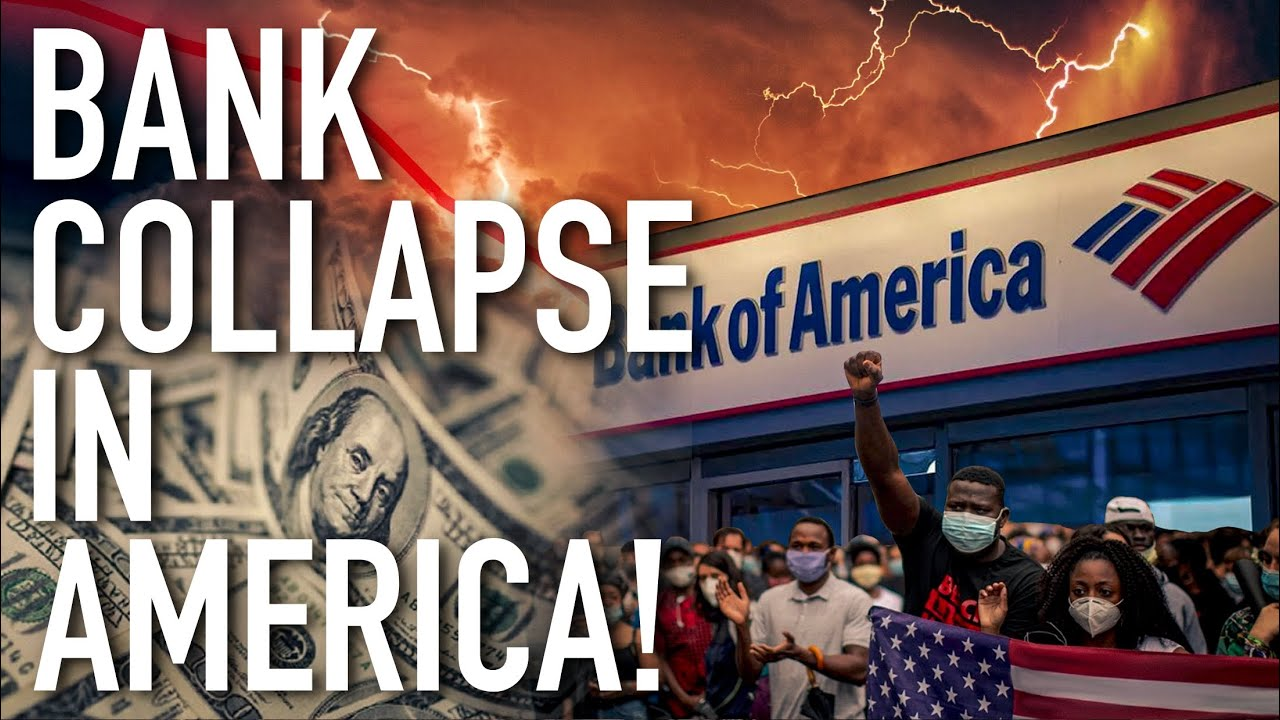 America Is On The Brink Of A Major Bank Collapse! Be Ready For The Coming Apocalyptic End Game