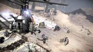 Ravaged Gyro Helicopter Gameplay- 2 Dawn Games