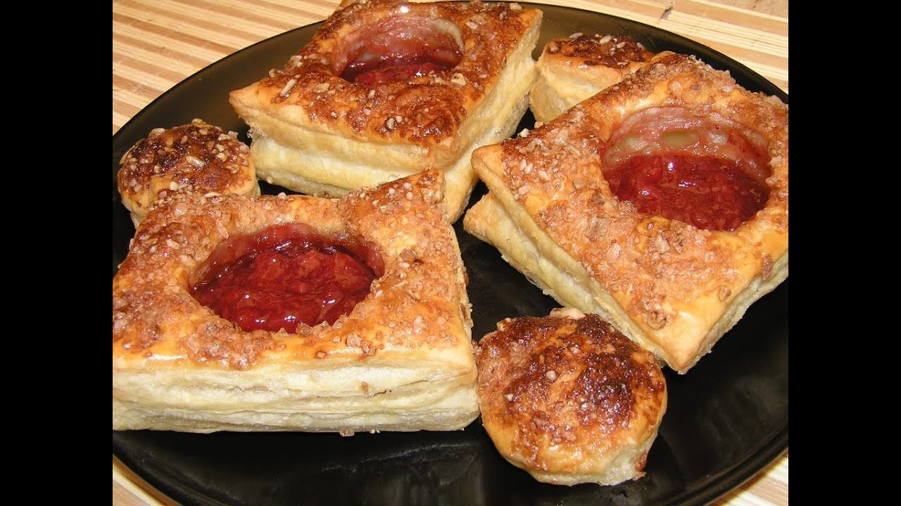 Ciastka Francuskie Video Kuchnia Pl Youtube