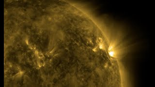 More Frequent Solar Superflares, Saturn Alignment   S0 News Aug.1.2021