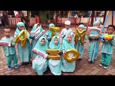 September ceria bersama antimo anak dari TK Darul Hikmah   Jember