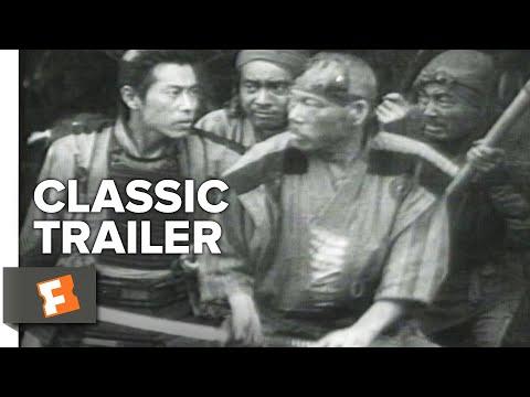 Seven Samurai (1954) Trailer #1 | Movieclips Classic Trailers