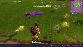 Just encountered the #1 world ranked fortnite player