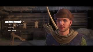 [PS4] Kingdom Come: Deliverance - Game Breaking Bug - Bird In The Hand Hunters Quest Nightingale