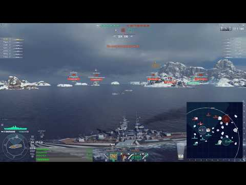 World of Warships - We finally tried BOURGOGNE in CBs