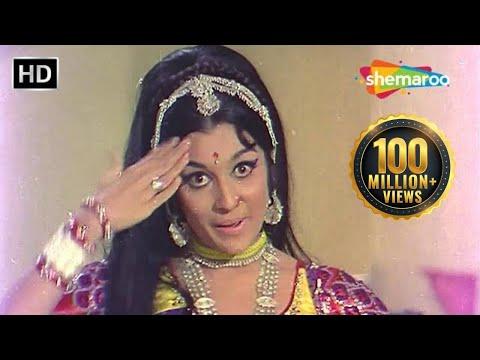 Kaanta Laga… Bangle Ke Peechhe - Samadhi Songs - Asha Parekh - Lata Mangeshkar Hits
