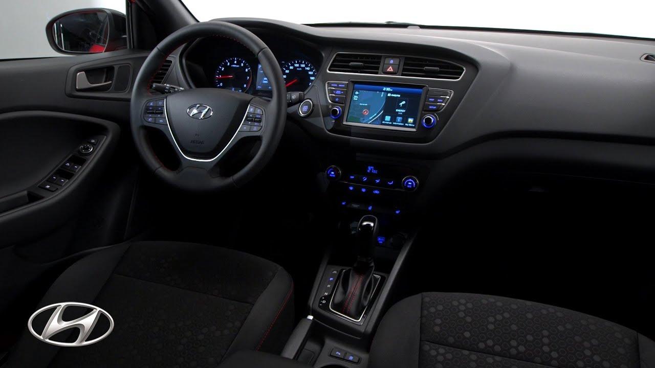 2018 hyundai i20 interior youtube - Hyundai i20 interior ...