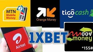 1xbet dépôt faire un dépôt sur 1xbet mobile money, recharger son compte 1xbet par mobile money