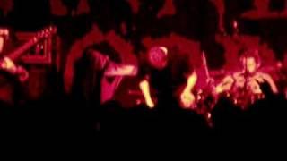 The Faceless (Live) - Prison Born Calgary  April 13th 2009