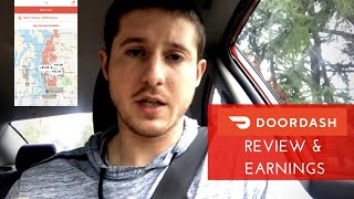 DoorDash Dasher Review and Earnings After 1 Month | How Much I Made
