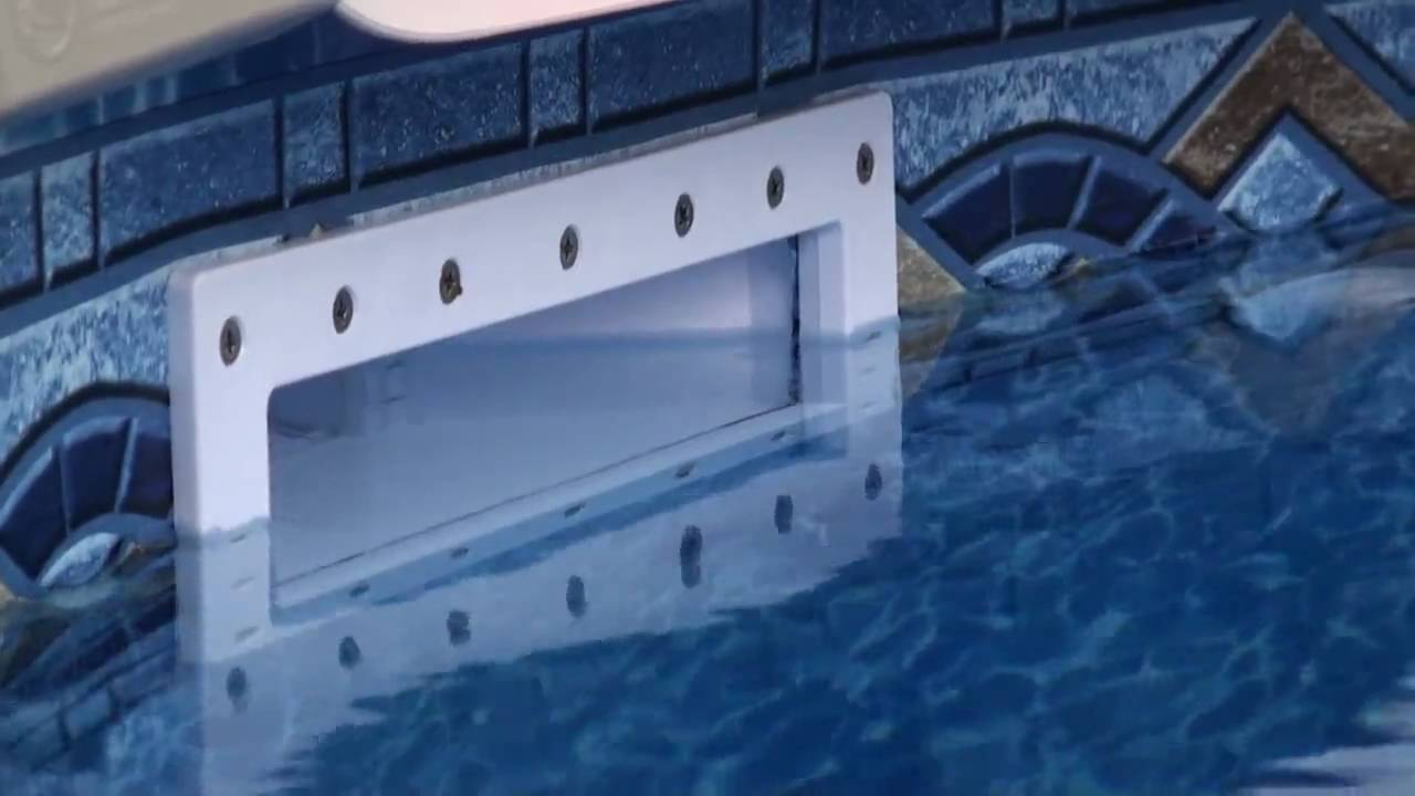 How to remove water from the pool