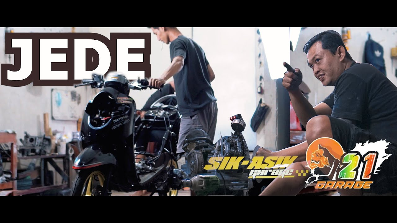 Download JEDE fix flaws / HONDA SCOOPY | illegal street racing