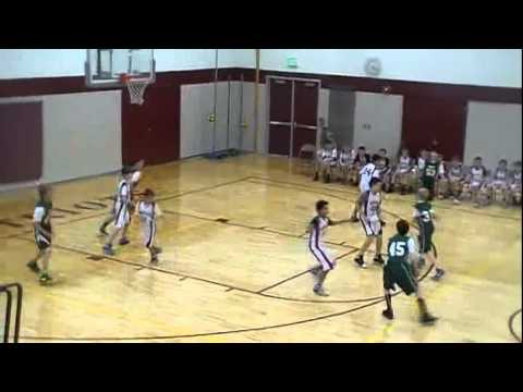 Novi Middle School Vs. Meads Mill