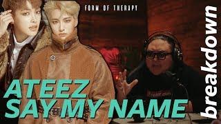 "Producer Breaks Down: ATEEZ ""Say My Name"" MV"