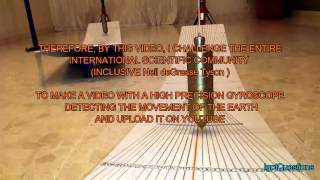 Did The Earth Ever Spin ? 01 Foucault Experiment (Concave Cell Earth)(Our Matrix Home)