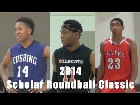 2014 Scholar Roundball Classic OFFICIAL Recap! Kimani Lawrence, Jermaine Samuels and More!