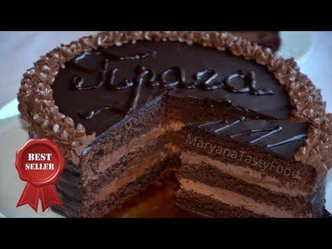 ТОРТ ПРАГА ПО ГОСТу/Cake Prague