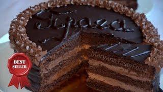 ТОРТ ПРАГА По ГОСТу [Вечная Классика Торт Пражский] ✧ Cake Prague ✧ Марьяна