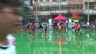 2017 July 2 賽馬會5人️足球賽 學校組 滬江維多