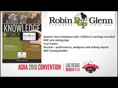 AQHA Treasurer Trent Taylor Discusses Financials at 2016 AQHA Convention