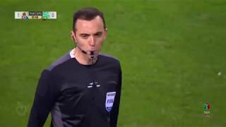 Resumo do FC Porto 1-0 Sporting (Taça Portugal - 1/2 final, 1ª mão)
