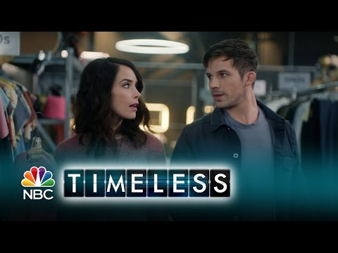 Timeless - Will One Kiss Change Everything? (Episode Highlight)
